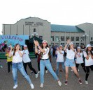 30 июня в с. Большеустьикинское прошли мероприятия, посвященные Дню молодежи.