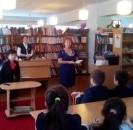 8 ноября в Центральной модельной детской библиотеке состоялось обсуждение повести известного детского писателя Н.Носова «Саша»