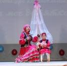 В преддверии Дня Матери, 23 ноября, на сцене районного Дома культуры состоялся конкурс колыбельной песни «Ты мое дитятко».