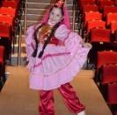 Солистка Новомуслюмовского сельского дома культуры Шарифуллина Эмилия - стала лауреатом III степени Межрегионального конкурса исполнителей татарских танцев «Шома бас» («Танцуй веселей»).