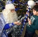 26 декабря в районном Доме культуры  традиционно прошло новогоднее представление  для детей с ограниченными возможностями здоровья.