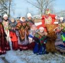 Районный праздник «Сударыня наша масленица» Малоустьикинский сельский клуб