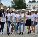 """Благотворительная акция """"Помоги собраться в школу"""" август 2018г."""