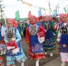 Фольклорный праздник полотенца «Башkорт hoлгеhе-kyнел кoзгohе» Яушевский сельский клуб