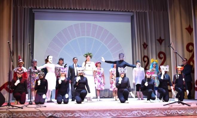 Торжественное открытие Года театра