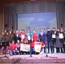 21 февраля в районном Доме культуры  прошел КВН «Призовут, мы не потужим, Родине послужим» посвященный Дню защитника Отечества