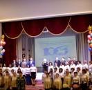 Завершающим аккордом районного фестиваля  «Талантами сияет Мечетлинская земля» стал концерт Лицея №1 с.Большеустьикинское