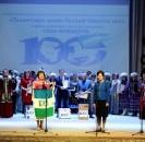 22 марта в районном Доме культуры прошёл Гала-концерт второго районного фестиваля трудовых коллективов «Талантами сияет Мечетлинская земля», посвященный 100-летию Республики Башкортостан.
