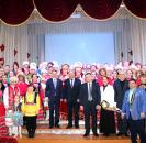 27 марта в районном Доме культуры прошло торжественное мероприятие «Горжусь тобой, живу одной тобою, Башкирия любимая моя!», посвящённое 100-летию образования Республики Башкортостан