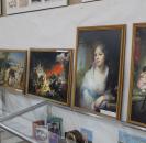 Сегодня в Мечетлинском историко-краеведческом музее состоялось открытие выставки «Русский пейзаж» знаменитых художников ХIХ века