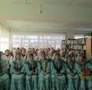 5 апреля в Центральной библиотеке состоялось большое мероприятие – «Одна страна, одна судьба» – объединённый вечер башкирской, русской и татарской культуры.