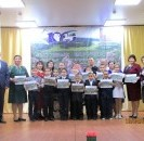 10 апреля в деревне Абдрахимово состоялся четвертый этап районного литературного марафона «Вековые вертикали», посвященного 100-летию образования Республики Башкортостан
