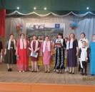 25 апреля в деревне Теляшево состоялся пятый этап районного литературного марафона «Вековые вертикали», посвященного 100-летию образования Республики Башкортостан,