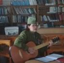 7 мая в Центральной модельной детской библиотеке для учащихся старших классов была проведена литературная гостиная «В солдатской шинели», посвященная 95-летию со дня рождения Юлии Друниной и  Дню Победы