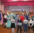 16 мая Большеокинском сельском клубе состоялся очередной этап районного литературного марафона «Вековые вертикали»,