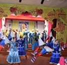 Ярким событием в культурной жизни района стал районный праздник «Славянского слова узорная нить», который прошел 23 мая  в Алегазовском сельском клубе.