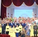20 июня ярким Гала-концертом завершился Межрегиональный конкурс кубызистов и исполнителей горлового пения (узляу) «Ай ауазы», посвященный 100-летию образования Республики Башкортостан.