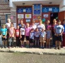 Семейный выходной прошёл в сельском клубе д.Сулейманово.