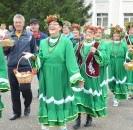8 сентября на центральной площади села Большестьикинское прошел праздник «Гуляй, люди, веселей, праздник улицы моей!»