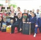 С 16 по 20 сентября для учащихся 1 классов лицея, в стенах Центральной модельной детской библиотеки прошли экскурсии «Книжное царство-мудрое государство».