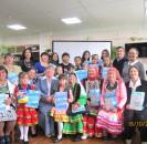 16 октября в Центральной районной библиотеке прошел районный конкурс чтецов «Я не случайный гость земли родной», по произведениям Мустая Карима.