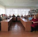 30 октября, в Центральной библиотеке, члены клуба «Берегиня» совершили виртуальное путешествие «По родному краю»