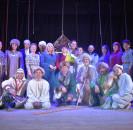 Мечетлинский район принял эстафету фестиваля - марафона любительских театров.