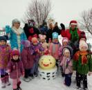 В сельских поселениях Мечетлинского района стартовали новогодние праздники.