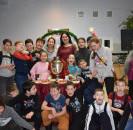 """2 января в РДК была проведена мероприятие семейные посиделки в зимний вечер """"Мы за чаем не скучаем""""."""