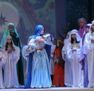 7 января  в районном Доме культуры состоялся праздничный концерт, посвященный Великому христианскому празднику Рождеству Христову.