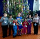 В сельских клубах 7 января прошли  «Рождественские встречи».
