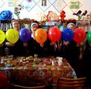 7 января цикл праздничных программ «Дарите тепло благодарности» прошел в сельских клубах для людей старшего поколения.