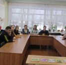 22 января в ЦБ с учащимися филиала Дуванского колледжа состоялся урок здоровья «Мы не курим и вам не советуем!»