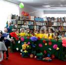 24 января в Центральной модельной детской библиотеке, для учащихся лицея, воспитанники детского сада «Солнышко», под руководством Закировой Альбины, показали музыкальную постановку «Муха-Цокотуха», на музыку П.И.Чайковского.