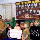 В канун Дня воина-интернационалиста в сельских клубах района прошел час мужества «Профессия – Родину защищать».