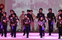 20 февраля в районном Доме культуры состоялось праздничное мероприятие, приуроченное ко Дню защитника Отечества.